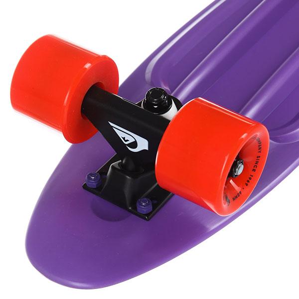 Скейт мини круизер QUIKSILVER Purple Haze Purple 6 x 22.5 (57 см)