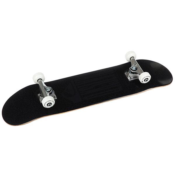 Скейтборд в сборе QUIKSILVER Dna Black 32 x 8 (20.3 см)