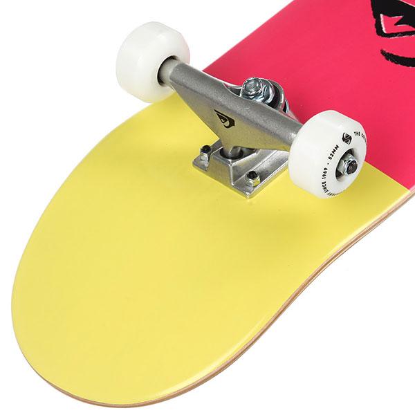 Скейтборд в сборе QUIKSILVER Division Multi 31.75 x 7.8 (17.7 см)