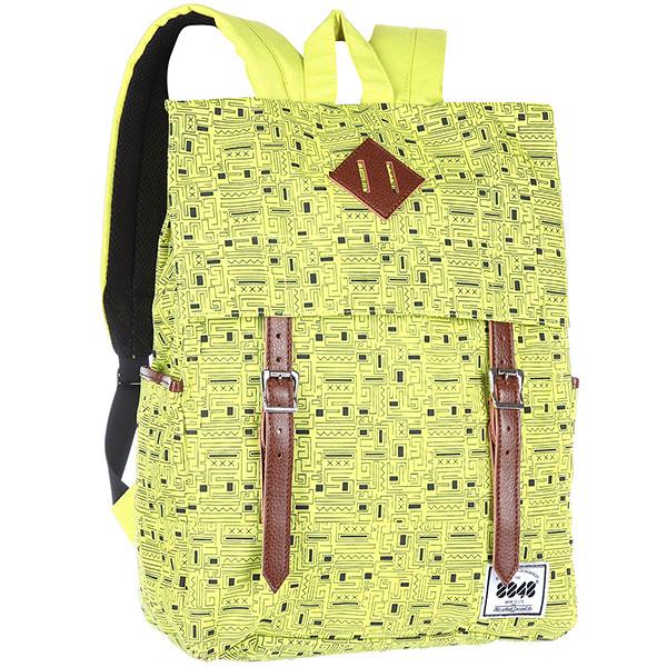 Рюкзак туристический 8848 C046-2 Apple Green Graffiti