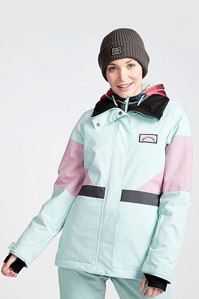 Купить куртку утепленная женскую Billabong Say What Haze (Q6JF03-BIF9-3188) в интернет-магазине Proskater.ru