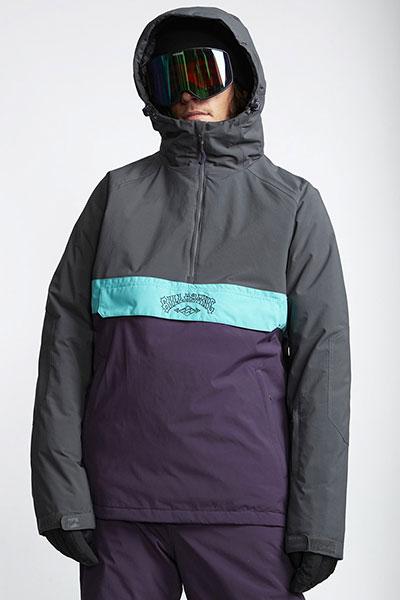 Анорак сноубордический Billabong Stalefish Anorak Dark Purple