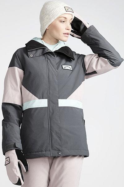 Куртка утепленная женская Billabong Say What Iron