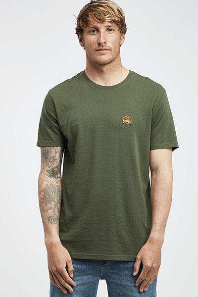 Футболка Billabong Jungle  Military
