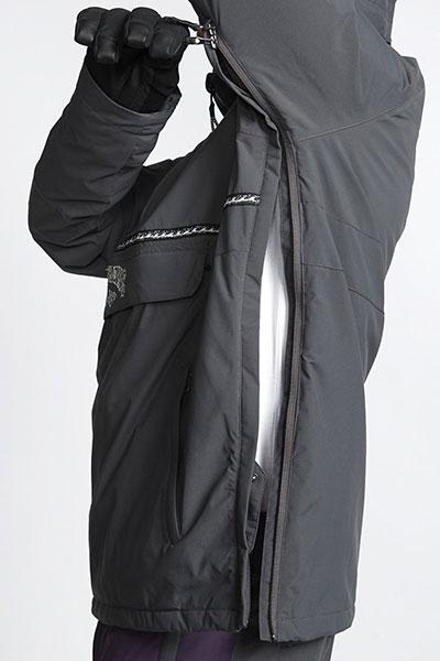 Анорак сноубордический Billabong Stalefish Anorak Iron