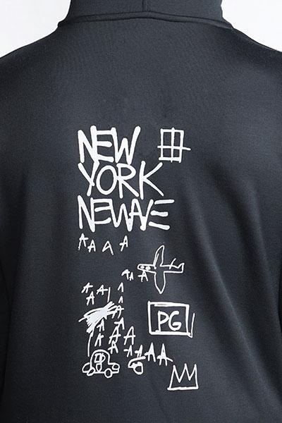 Толстовка кенгуру Billabong Basquiat Thermal Fle
