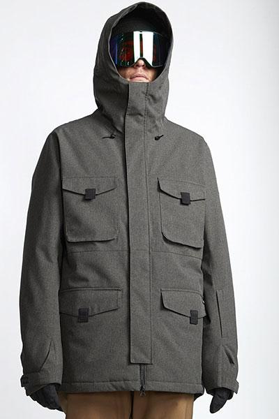 Куртка утепленная Billabong Adversary Iron