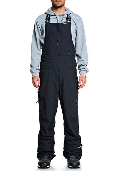 Сноубордические штаны DC SHOES с подтяжками Nomad