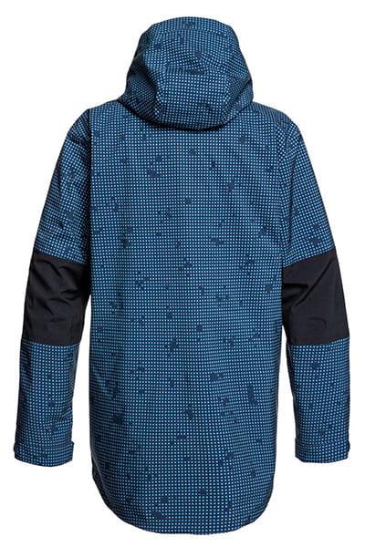 Куртка утепленная DC Shoes Command Jkt Dress Blues Desert