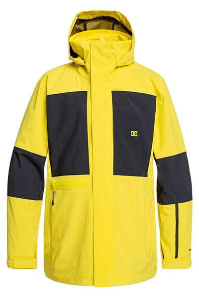 Куртка сноубордическая утепленная DC Shoes Command Jkt Warm Olive