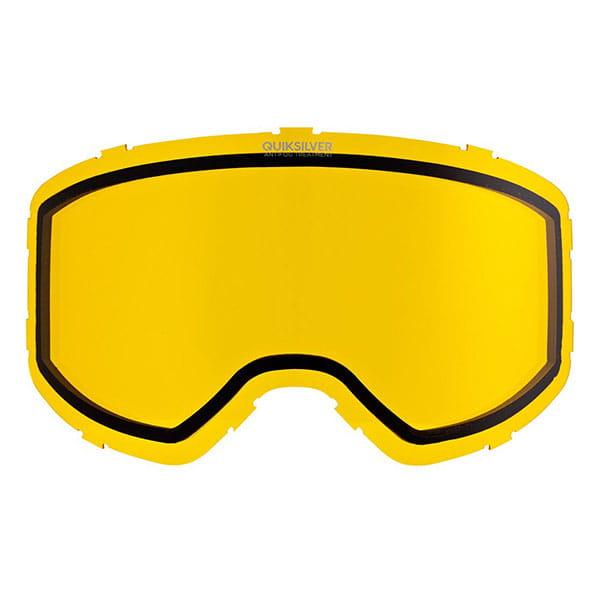 Линза QUIKSILVER для маски QUIKSILVER Storm Lens Yellow