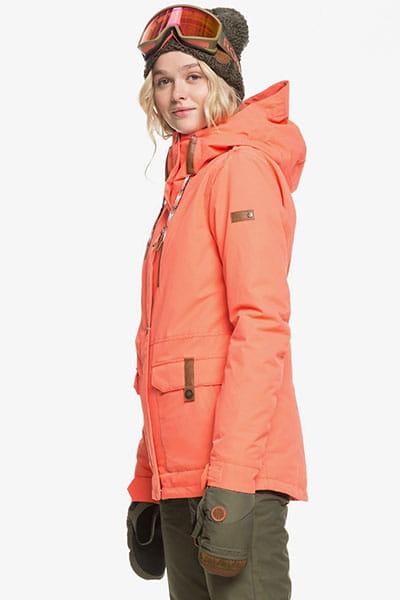 Сноубордическая куртка ROXY Andie SpinDye®
