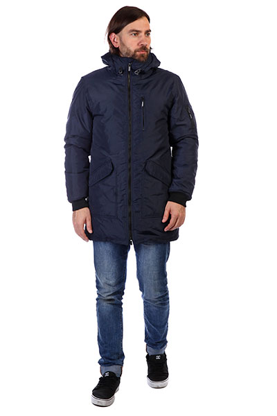 Парка Footwork Dealer Dark Navy