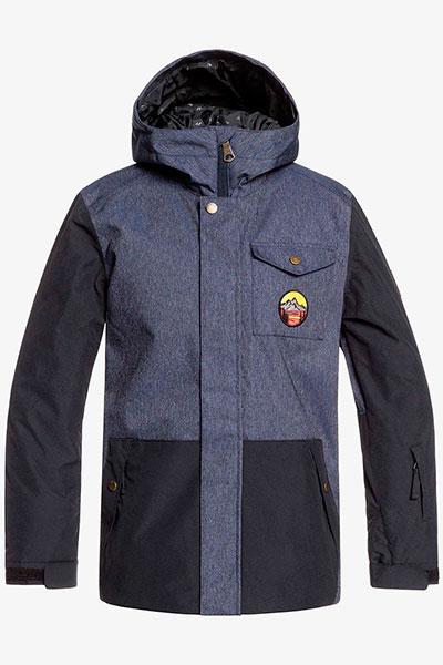 Детская сноубордическая куртка QUIKSILVER Ridge