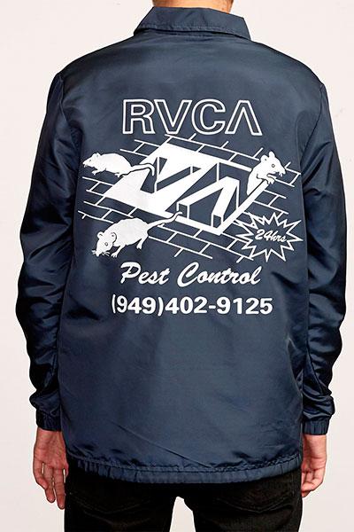 Бомбер RVCA Berni Coaches New Navy