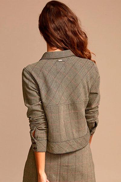 Куртка женская RVCA Bristol Jacket Oatmeal
