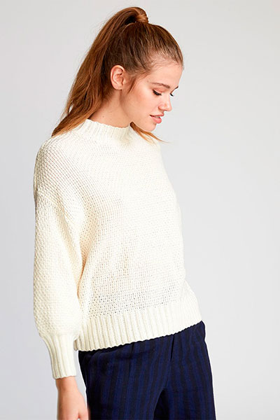 Свитер RVCA Volt Sweater Oatmeal