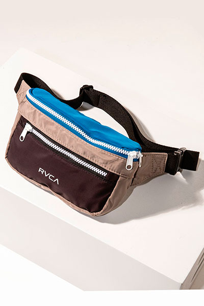 Сумка поясная RVCA Cant Stop Bum Bag Multi