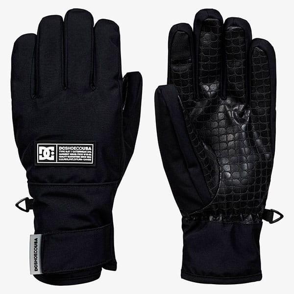 Женские DC SHOES сноубордические перчатки Franchise