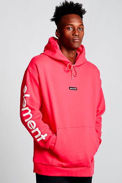 Толстовка кенгуру Element Primo Big Ho Hot Pink