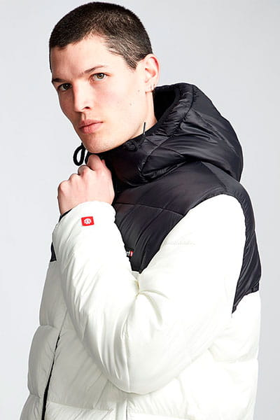 Куртка зимняя Element Primo Alder Avalanch Off White