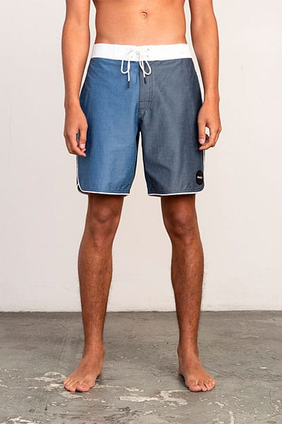 Шорты Rvca South Eastern Trunk Blue