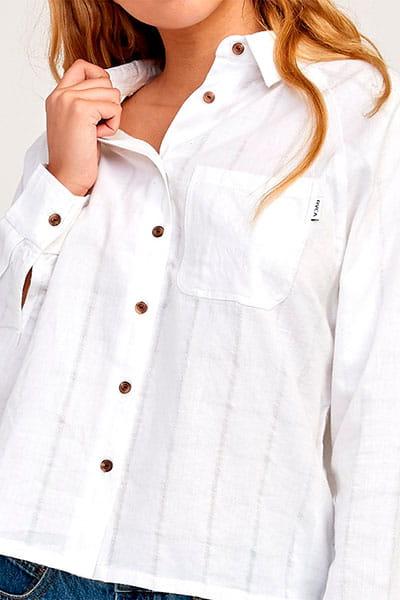 Блузка женская Rvca Winging It White