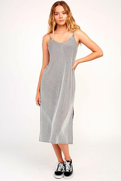 Платье женское Rvca Layla Black