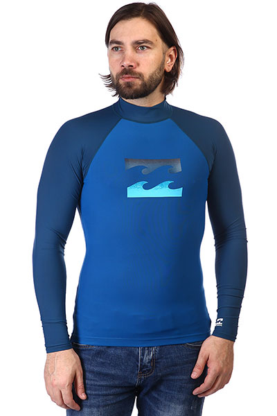 ФУФАЙКА ДЛЯ ПЛАВАНИЯ TEAM WAVE LS ROYAL Billabong