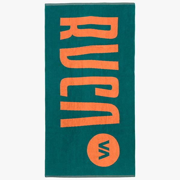 Полотенце Rvca Beach Towel Cascade Blue