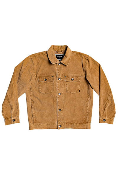 Куртка QUIKSILVER джинсовая QUIKSILVER Petrolina Rubber