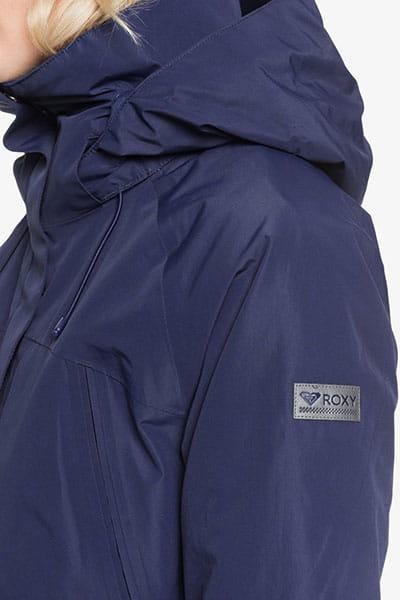 Куртка утепленная Roxy Wilder Medieval Blue
