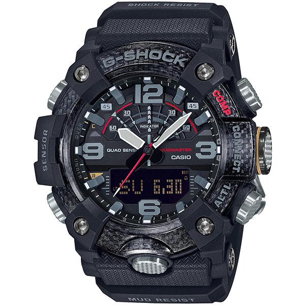 Электронные часы Casio G-Shock Premium Gg-b100-1aer Black