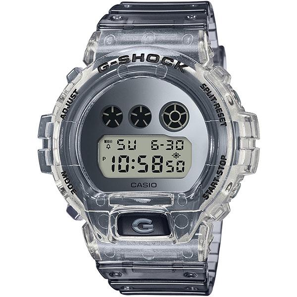 Электронные часы Casio G-Shock Dw-6900sk-1er Clear/Grey