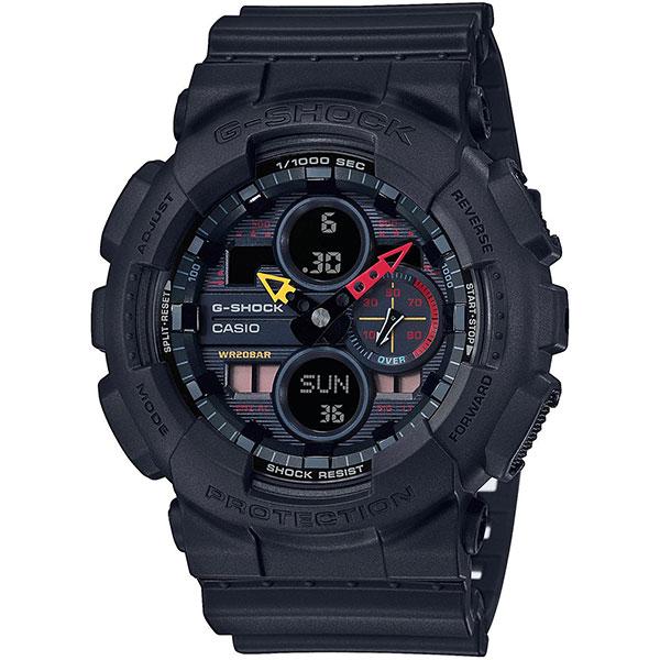 Электронные часы Casio G-Shock Ga-140bmc-1aer Black