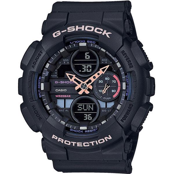 Электронные часы Casio G-Shock Gma-s140-1aer Black