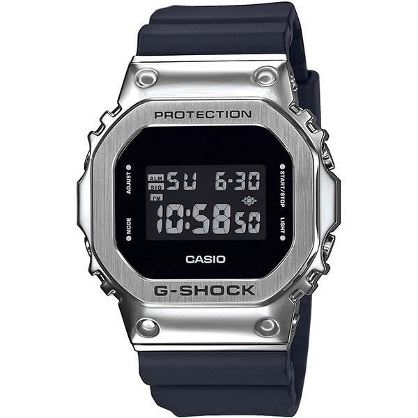 Электронные часы Casio G-Shock Gm-5600-1er Grey/Black