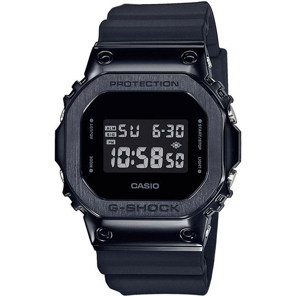 Электронные часы Casio G-Shock Gm-5600b-1er Black
