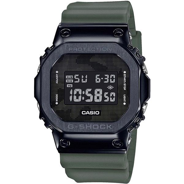 Электронные часы Casio G-Shock Gm-5600b-3er Black/Green