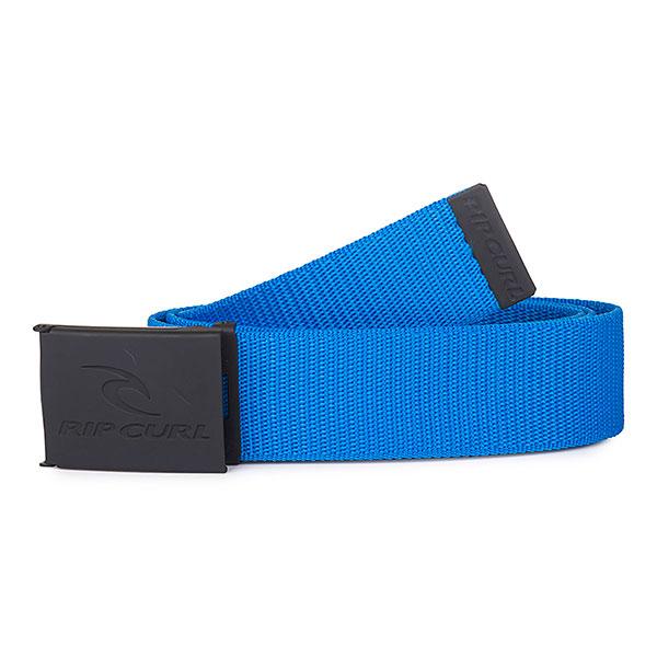 Ремень Rip Curl Corpo Webbing Belt Blue