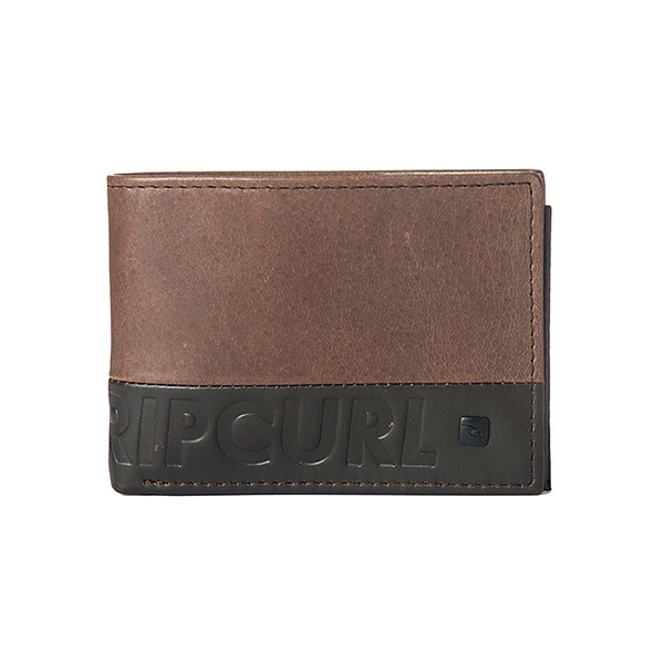 Кошелек Rip Curl Undertow Rfid Slim Brown