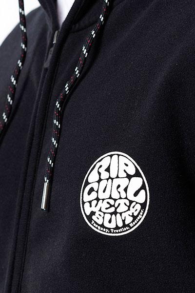 Толстовка классическая Rip Curl Original Weety Fleece Black
