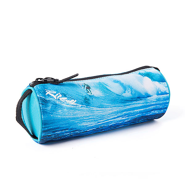 Пенал Rip Curl Pencil Case 1cp Glow Wave Blue