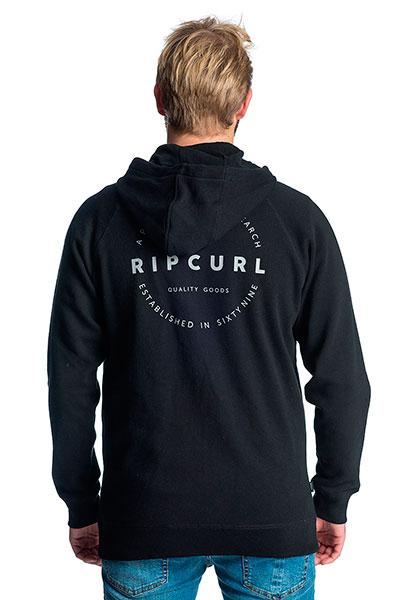 Толстовка классическая Rip Curl Authentic Fleece Black