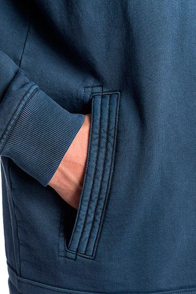 Толстовка классическая Rip Curl Organic Teddy Dark Blue