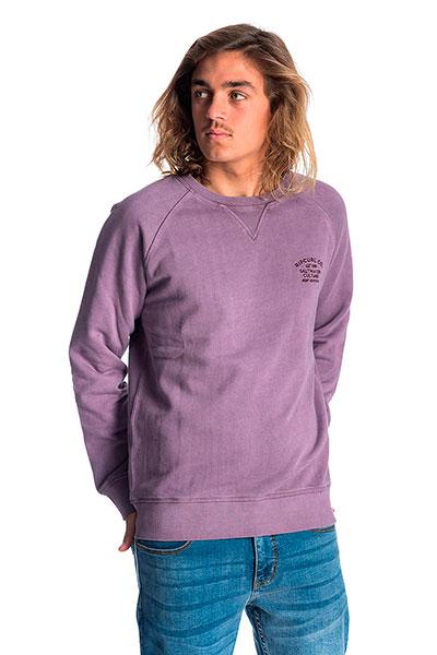 Свитшот Rip Curl Organic Crew Purple