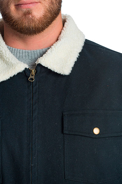 Куртка Rip Curl Loggers Jacket Washed Black