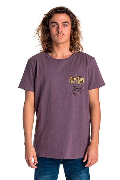 Футболка Rip Curl Drop In Bandit S/S Tee Purple