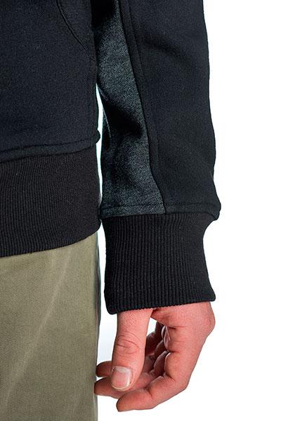 Толстовка кенгуру Rip Curl Stretched Out Fleece Black
