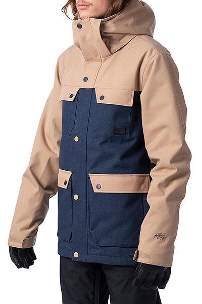 Куртка утепленная Rip Curl Cabin Mood Indigo-17
